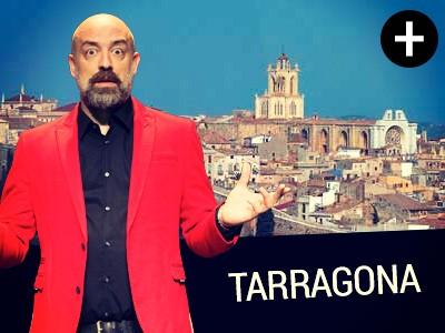 Actuación de Goyo Jimenez en Zaragoza durante los Pilares